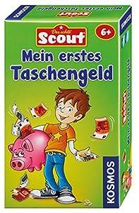KOSMOS 71055 - Juego de Tablero (Juego de Mesa de Aprendizaje, Niños y Adultos, 15 min, Niño/niña, 6 año(s), Alemán)