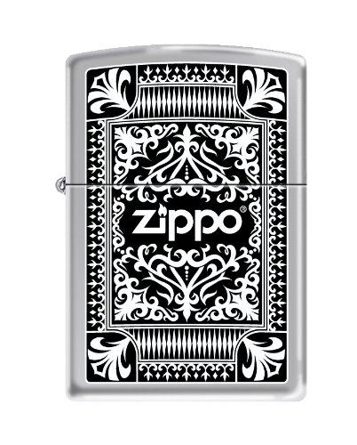 Zippo 50811304 - Mechero, diseño de naipe, 3,5 x 1 x 5,5 cm
