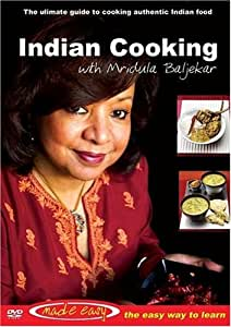Indian Cooking With Mridula Baljekar [DVD]