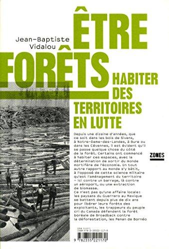 Être forêts par Jean-Baptiste VIDALOU