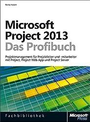 Microsoft Project 2013 - Das Profibuch, Projektmanagement mit Project, Project Web App und Project Server: ... un