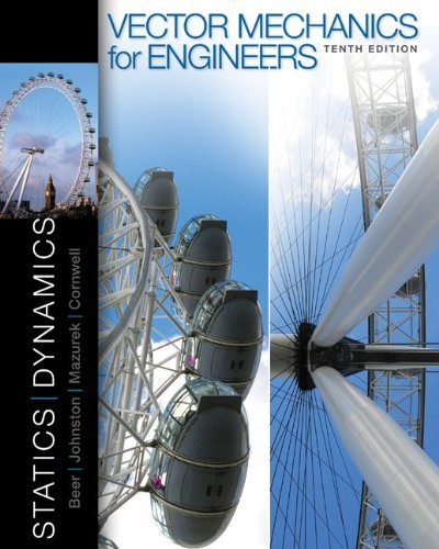 Vector Mechanics for Engineers: Statics and Dynamics and Connect Access Card by Ferdinand Beer (2011-06-09)
