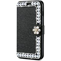 iPhone 6 Plus funda, iPhone 6 Plus caso, bescita funda de piel tipo cartera tarjeta magnética caso cubrir para iPhone 7/8 Plus 5,5 ""