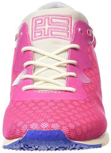 Napapijri Marit, Baskets Basses femme Rose - Pink (camelia rosé N52)