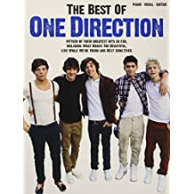 Best Of One Direction -For Piano, Voice & Guitar- (This Best Of One Direction songbook for Piano, Voice and Guitar features 15 of their greatest hits ... Buch, Songbook für Klavier, Gesang, Gitarre