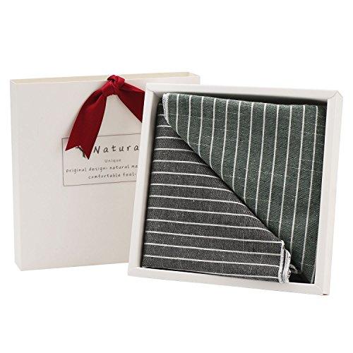 Segbeauty® Servilletas de Algodón, 21.65×21.65 Pulgadas Mantel Indi