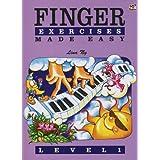 Finger Exercises Made Easy: Level 1