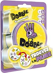 Asmodée-Dobble Classic Blister, dobb02fr, Juego de salón