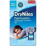 Huggies DryNites hochabsorbierende Pyjama-/ Unterhosen, Bettnässen Jungen Jumbo Monatspackung, 8-15 Jahre, 4er Pack (4 x 13 Stück)