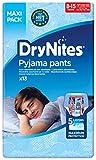 Huggies DryNites hochabsorbierende Pyjama-/ Unterhosen, Bettnässen Jungen Jumbo Monatspackung, 52 Stück (8-15 Jahre)