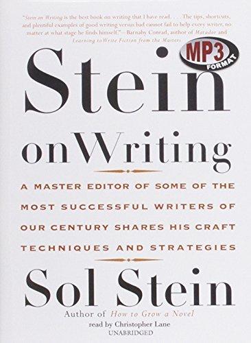 Stein on Writing by Sol Stein (2003-07-01)
