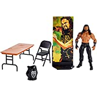 WWE - Figura Elite Wrestlemania Roman Reigns (Mattel FMG40)