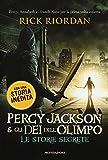 Percy Jackson e gli dei dell'Olimpo. Le storie segrete: Il figlio di Sobek-Lo scettro di Serapide-La corona di Tolomeo