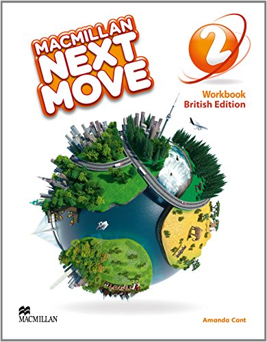 NEXT MOVE 2 Ab Pk (Next Move British English) - 9780230466395