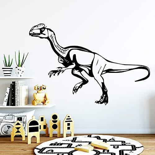 mlpnko Dinosaurier Vinyl Roll Möbel Dekoration Kinderzimmer wasserdicht Wandkunst Aufkleber Dinosaurier Paste 28x41cm
