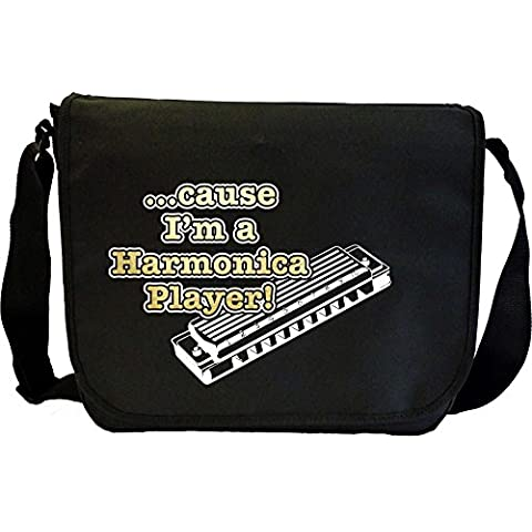 Harmonica Cause - Sheet Music Document Bag