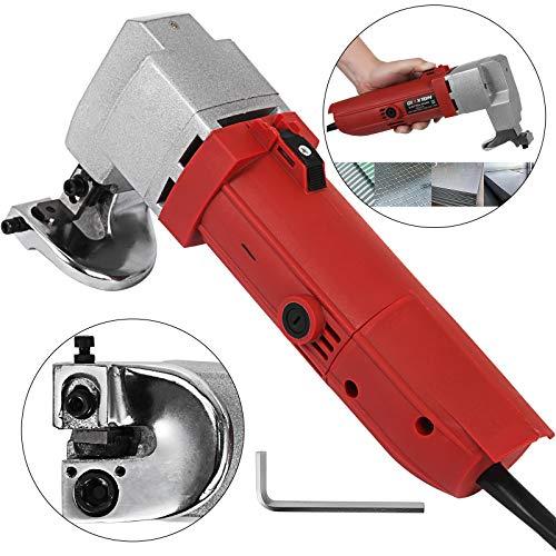 Olibelle Cisailles électriques 500W Cisailles électriques 2.5mm...