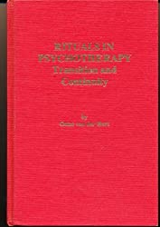 Rituals in Psychotherapy: Transition and Continuity by Onno Van Der Hart (1983-12-24)