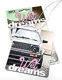 Wet Dreams MK 2 Auto Duftbaum Lufterfrischer Air Freshener - DUB (Duft: Wassermelone)