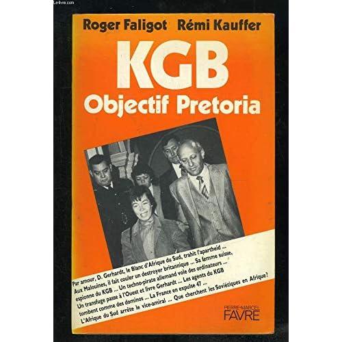 KGB objectif Pretoria