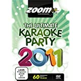 Zoom Karaoke DVD - The Ultimate Karaoke Party 2011 - 60 Songs