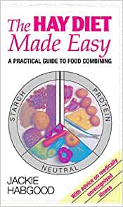 The Hay Diet Made Easy A Practical Guide To Food Combining Amazon Co Uk Habgood Jackie 9780285633797 Books