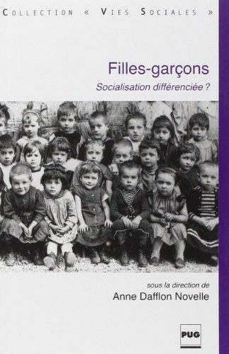 Filles-garons : Socialisation diffrencie ? de Anne Dafflon Novelle (18 mai 2006) Broch