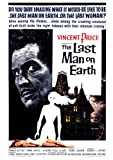 Locandina The Last Man On Earth [DVD] [1964] [Edizione: Regno Unito]