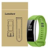 Ceston Silicone Classique Bracelet De Remplacement Pour Huawei Band 2 Pro (Vert)