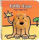 Little Lion Finger Puppet Book (Finger Puppet Books)