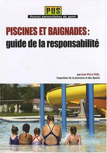 Piscines et Baignades - Guide de la Responsabilite