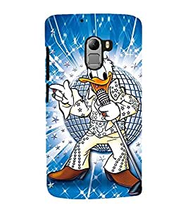 Vizagbeats singer micky mouse Back Case Cover for Lenovo K4 Note