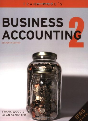 Frank Wood's Business Accounting Volume 2: v. 2