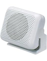 Shakespeare Es - 2 externe Marine Lautsprecher-Halterung mit Ratschenfunktion, 5,7 cm, Weiß,