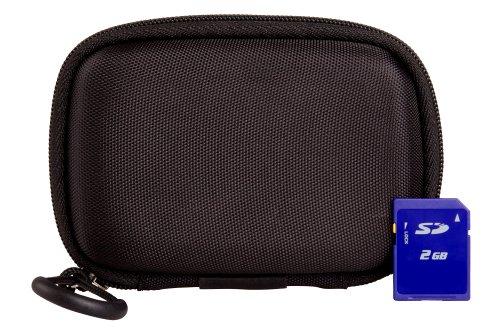 Kodak Kameratasche und SD-Speicherkarte (2GB), 1 Set