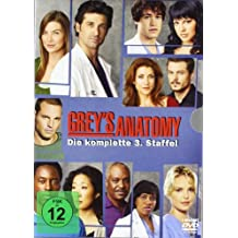 Grey's Anatomy: Die jungen Ärzte - Die komplette 3. Staffel