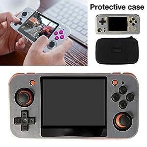 Explea Switch Lite Case, für RG350 Schutzhülle Tasche K101 Handheld Schutz Game Machine Silikonhülle Game Machine Cover Switch Console Benefit Boosted