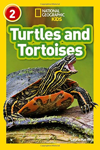 Turtles and Tortoises (National Geographic Readers)