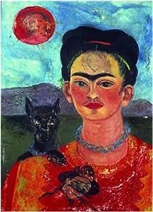 Puzzle 1000 pièces - Frida Kahlo : Auto-portrait