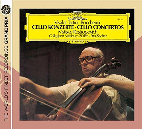 Konzerte Für Violoncello