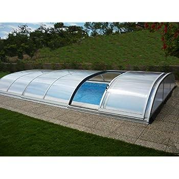 trend rechteck pool top 25 komplettset 4 00 x 8 00 x 1 50. Black Bedroom Furniture Sets. Home Design Ideas