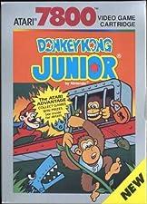 Donkey Kong Junior - Atari - 7800 - Video Game Cartridge