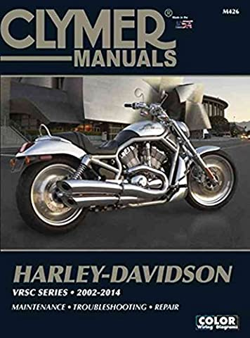 [(Harley-Davidson VRSC Series Repair Manual : 2002-2014)] [By (author) Penton] published on (March, 2014)