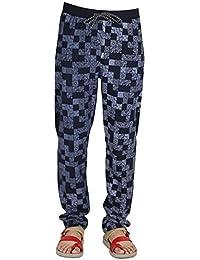 AVR Men's Lower ALLOVER PRINT Cotton Regular FIT Casual Wear Pyjama,sleepwear,trackpant,bottom Wear And Sports... - B07CWSKGJ8