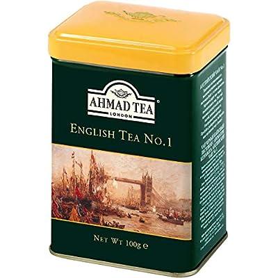 Ahmad Tea - Thé Noir Vrac Ahmad Tea - English tea n°1 - Boite 100g
