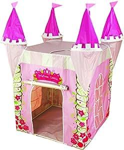 Home Source Tente à Protection UV pour Enfant Installation instantanée Tente de Jeu conçue comme Un château de Princesse:Jouet pour Fille Tente de Jeu / Maison de Jeu par Kiddus.
