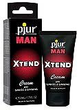 pjur MAN Xtend Cream - Crème pour érection pour les hommes qui en veulent plus -...