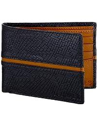 Laurels Titan Men's Synthetic Wallet(Black, LW-TT-0209)