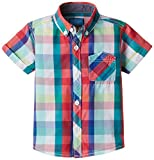 Nauti Nati Baby Boys' Shirt (NSS15-796_Assorted_6 - 12 months)