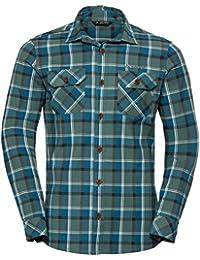 VAUDE bessat Shirt II Camicia Radiate Blue M